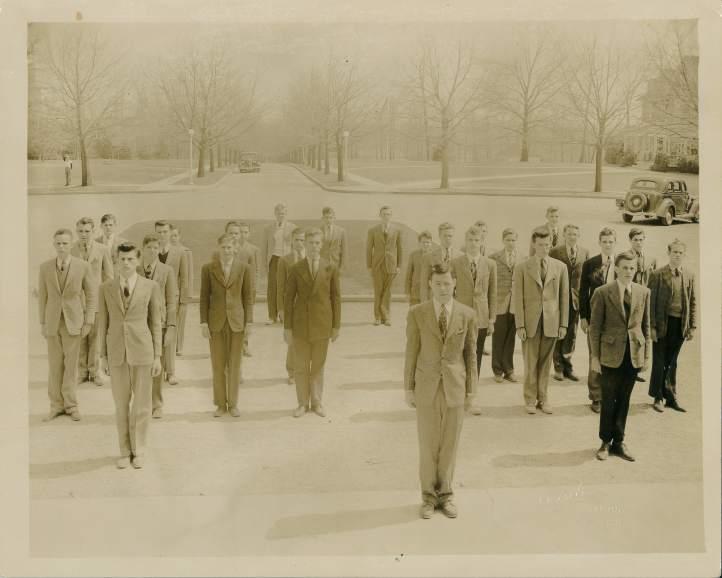 1940smilitarydrills